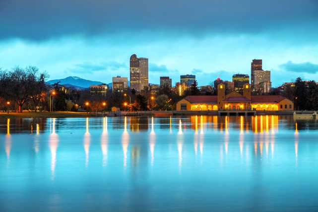 À Denver, on peut marcher presque partout.... (Photo Thinkstock)