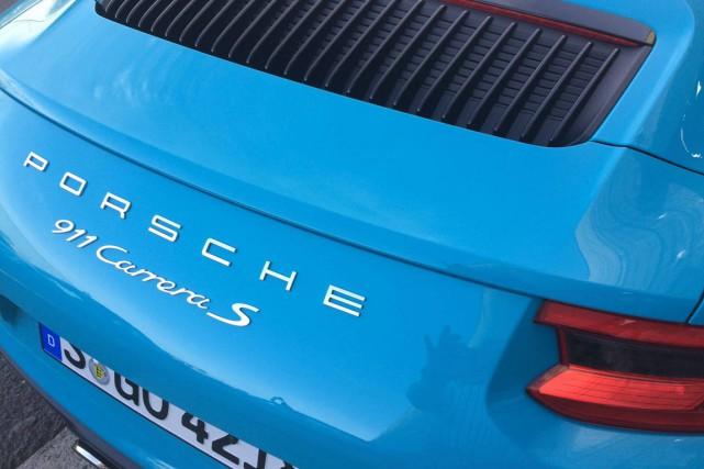 La 911 n'est plus l'unique pilier de Porsche,... (Photo Éric LeFrançois, collaboration spéciale)