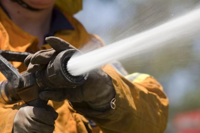 Un incendie d'origine accidentelle ayant éclaté en début de nuit, mercredi,... (123RF, Annie Greenwood)