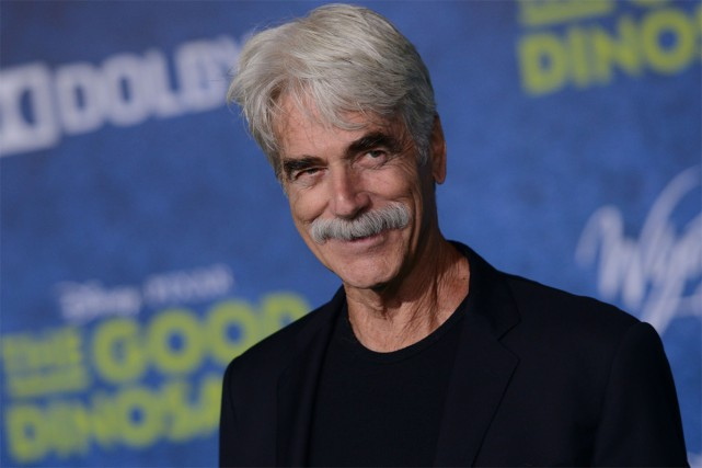 Sam Elliott... (PHOTO AFP)