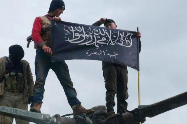 Le Front al-Nosra est l'une des principales composantes... (PHOTO ARCHIVES AP)