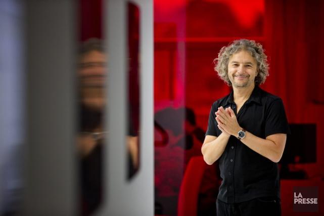 Daniele Finzi Pasca... (PHOTO MARCO CAMPANOZZI, ARCHIVES LA PRESSE)