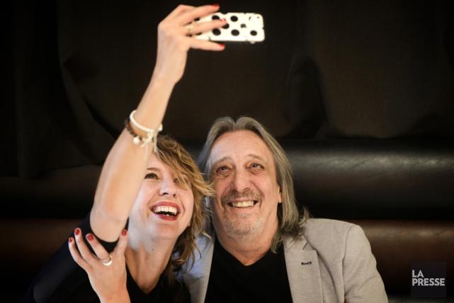 Catherine Major partira bientôt en tournée au Québec... (PHOTO BERNARD BRAULT, LA PRESSE)