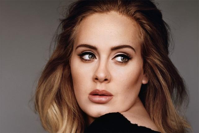 Notre journaliste Émilie Côté a demandé à trois fans d'Adele de livrer leurs... (PHOTO ALASDAIR MCELLAN, FOURNIE PAR BEGGARS GROUP CANADA)