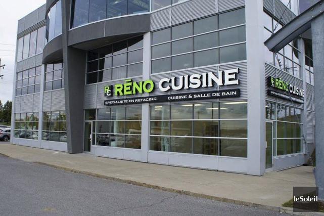 Réno Cuisine a déclaré faillite lundi.... (Photothèque Le Soleil)