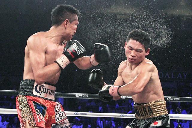 La boxe conduit plus souvent à des blessures... (Agence France-Presse)