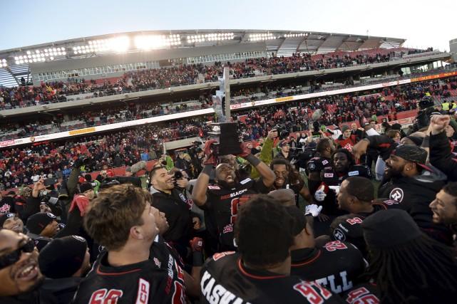 Le Rouge et Noir a réussi dimanche ce... (Sean Kilpatrick, PC)