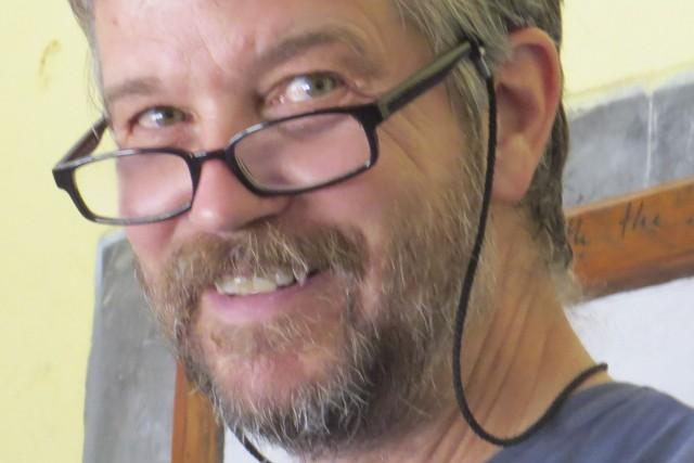Marc St-Louis est inquiet pour le Népal.... (Photo fournie)