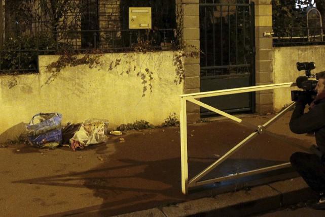 La ceinture a été retrouvée «en fin d'après-midi... (Jacques Demarthon, AFP)