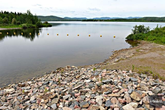 Le lac Saint-Charles... (Photothèque Le Soleil, Pascal Ratthé)