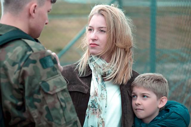 Ces familles vivent beaucoup de stress et, en... (123RF)