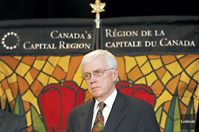 Le président du c.a. de la CCN, Russell... (Archives, LeDroit)