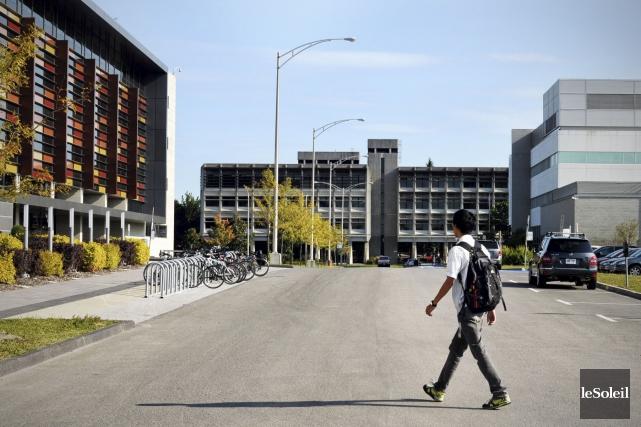L'université Laval a réussi à atteindre cet objectif... (Photothèque Le Soleil)