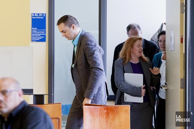 Guy Turcotte est accusé des meurtres prémédités de... (PHOTO ALAIN ROBERGE, ARCHIVES LA PRESSE)