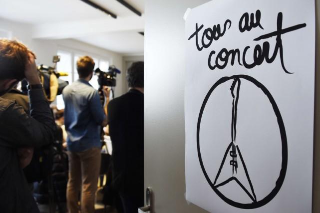 Le syndicat français des producteurs, diffuseurs et gérants... (PHOTO AFP)