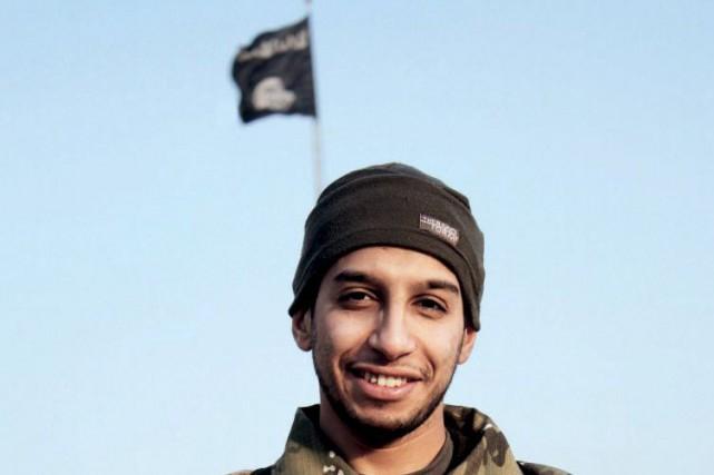 Abdelhamid Abaaouda été tué le 18novembre dans l'assaut... (PHOTO TIRÉE D'INTERNET, VIA REUTERS)