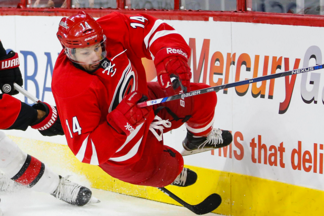 Nathan Gerbe... (Photo James Guillory, USA Today)