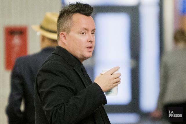 L'humoriste Mike Ward fait l'objet d'une poursuite en... (PHOTO ALAIN ROBERGE, LA PRESSE)