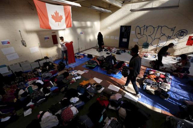 Сирийские беженцы начнут прибывать в Канаду со следующей недели