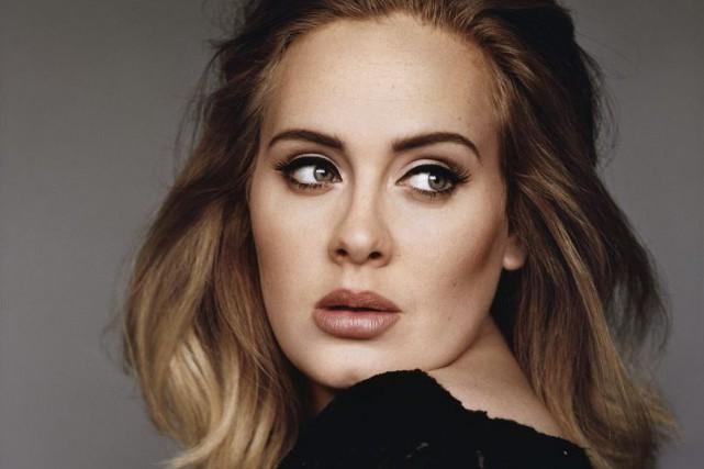 En quelques jours seulement, le nouvel album d'Adele a officiellement établi un... (Alasdair McLellan, fournie par Beggars Group Canada)
