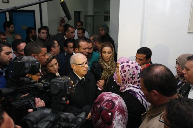 Dans une allocution télévisée en soirée, le chef... (PHOTO AFP)