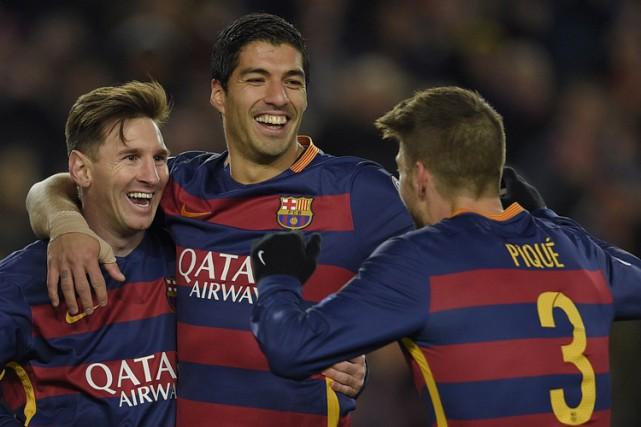 Il y a eu des matchs à sens unique dans la Ligue des Champions, mardi, alors... (PHOTO AFP)