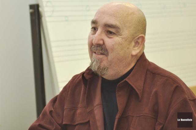 Le chef d'orchestre, compositeur et arrangeur trifluvien Gilles... (Archives, Le Nouvelliste)