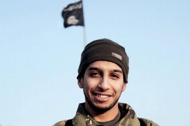 Abdelhamid Abaaouda été tué le 18novembre dans l'assaut... (Archives AFP)