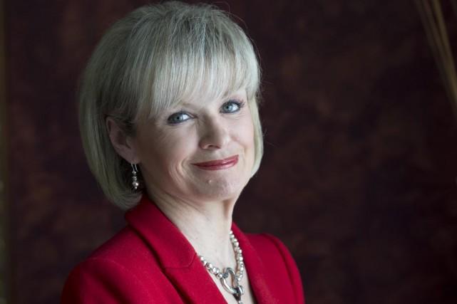 Julie Boulet, députée de Laviolette et ex-ministre des... (Archives, Sylvain Mayer)