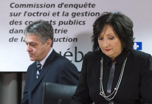 ÉDITORIAL / Le très attendu rapport de la Commission Charbonneau sur l'octroi...
