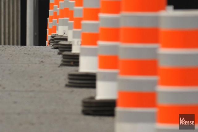 Le ministère des Transports du Québec «s'est très peu intéressé aux pratiques... (PHOTO BERNARD BRAULT, ARCHIVES LA PRESSE)