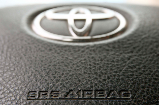 Toyota a dû rappeler 12 millions de voitures... (Photo Heinz-Peter Bader, archives Reuters)
