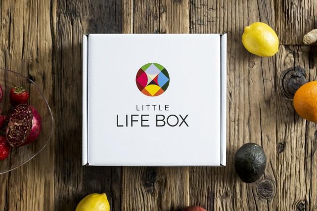 Et si magasiner dans une boîte devenait une nouvelle façon de faire ses... (Photo fournie par Little Life Box)