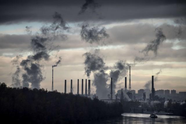 L'Organisation météorologique mondiale note que « de nombreux... (PHOTO JEAN-PHILIPPE KSIAZEK, AGENCE FRANCE-PRESSE)