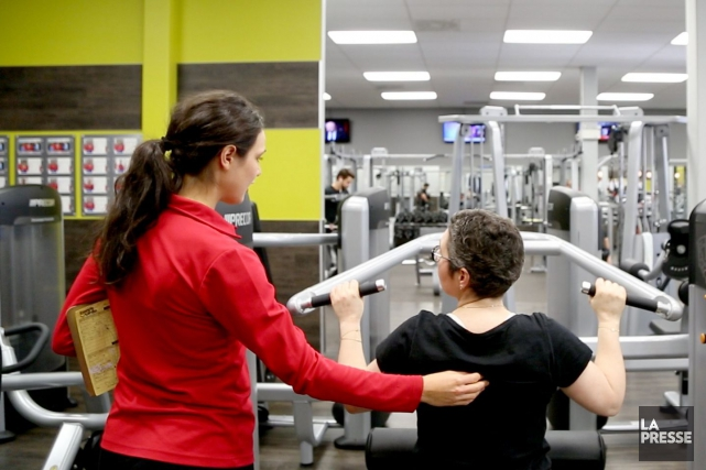 «Non seulement l'exercice physique permettrait-il de mieux suivre... (PHOTO ARCHIVES LA PRESSE)