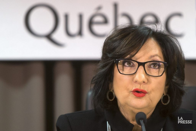 France Charbonneau... (PHOTO ROBERT SKINNER, LA PRESSE)