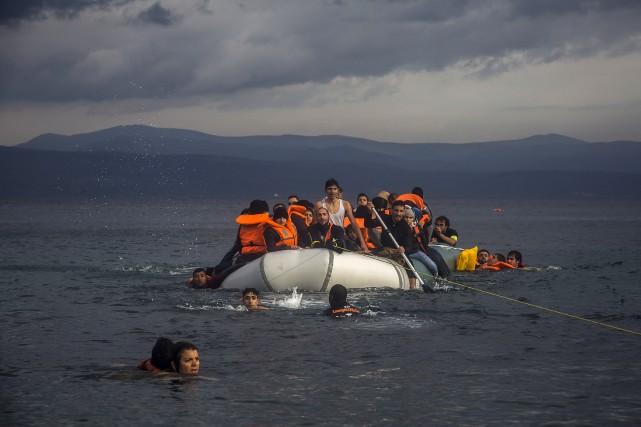 La ministre de l'Immigration Kathleen Weil a déclaré mercredi que les... (Photo AP)