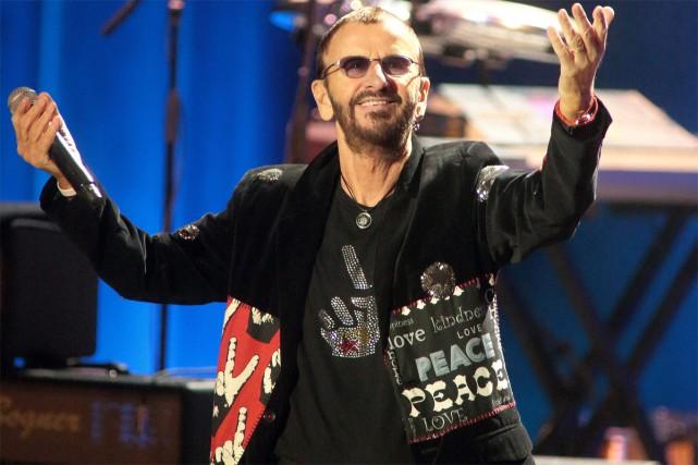 Ringo Starr... (PHOTO ARCHIVES AP)