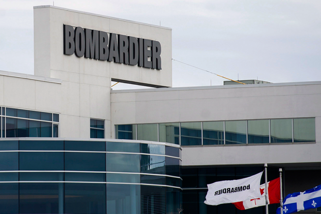 Le projet de délocalisation de Bombardier n'augure rien... (PHOTO GRAHAM HUGHES, ARCHIVES LA PRESSE CANADIENNE)