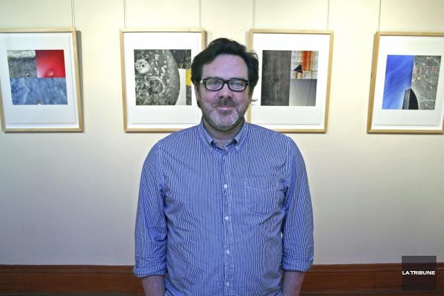 Erik Beck... (La Tribune, Maryse Carbonneau)