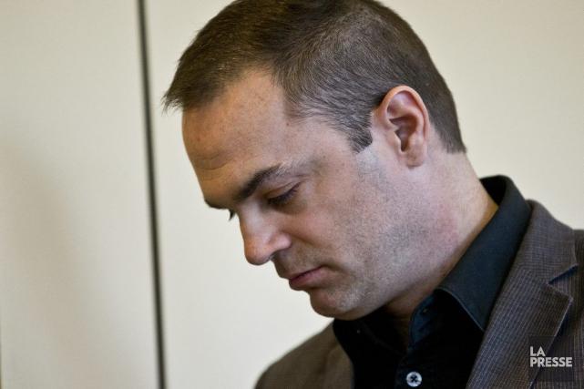 La Couronne demande au jury de trouver Guy... (Patrick Sanfacon, La Presse)