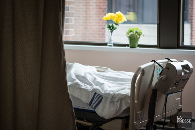 Le plan de développement 2015-2020, soins palliatifs et de fin de vie, dévoilé... (Archives, La Presse)