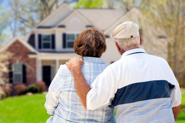 Si tous lesbaby-boomersse mettent à vendre leur maison... (123rf/feverpitched)