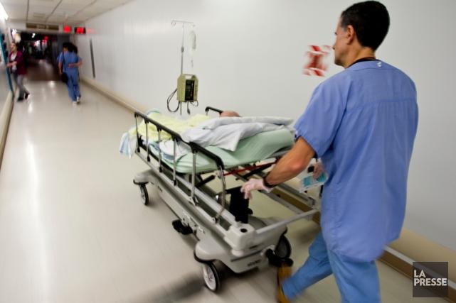 Les réformes en santé accomplissent le contraire du... (Photo: La Presse)