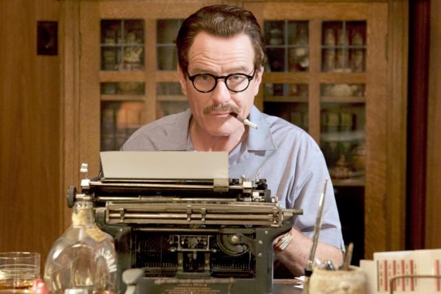 Bryan Cranston interprèteDalton Trumbo,scénariste exceptionnel qui s'est retrouvé... (AP, Hilary Bronwyn Gayle/Bleecker Street)