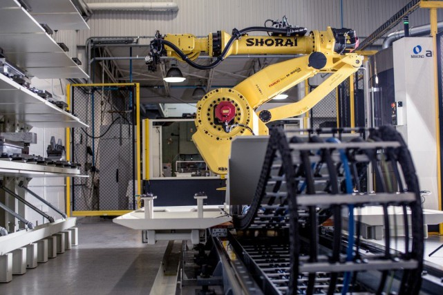 Les cellules automatisées de fabrication, comme ici chezAbipaCanada,... (Photo Fournie Par Abipa Canada)