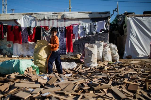 L'auteur espère que les réfugiés syriens qui arriveront... (PHOTO EDOUARD PLANTE-FRÉCHETTE, ARCHIVES LA PRESSE)