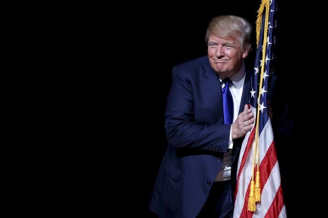 «Une des raisons majeures pour lesquelles Donald Trump... (photoBrian Snyder, archives reuters)
