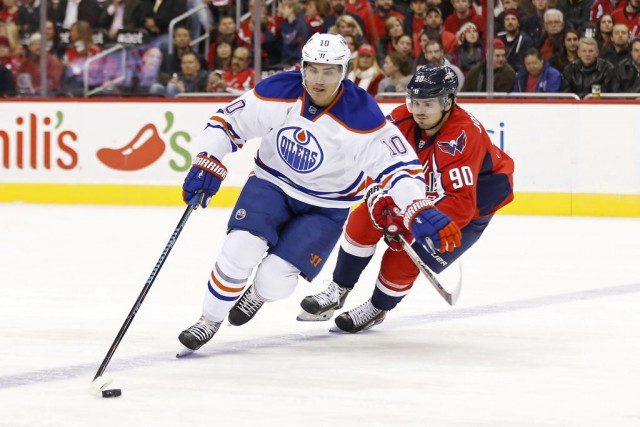 Nail Yakupov... (Photo Geoff Burke, USA Today)