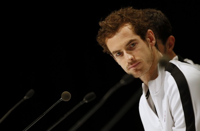 Le britannique Andy Murray pourrait changer l'histoire s'il... (Associated Press)